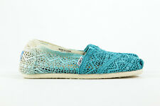 Toms Women's Classic Baltic Dip-Dyed Crochet New In Box Sizes 5-10