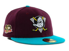 Official NHL 2013 - 2014 Anaheim Mighty Ducks 20th Anniversary New Era Hat