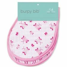 100% Cotton Muslin Snap Bib 3 Pack NEW by Aden + Anais Boy Girl Unisex