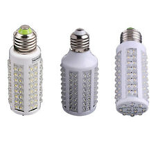 E27 7W 108/166 LED Corn Light Bulb Lamp 220V White/Warm White Ultra Bright