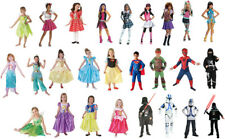 Rubies Kinder Kostüme Fasching Karneval Disney Spider Man Star Wars Monster High