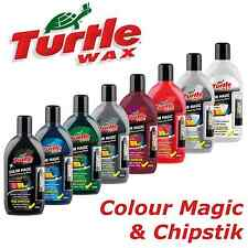 TURTLE WAX Color Magic Enhancing Polish With Chipstik ChipStick Crayon stick