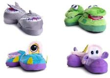 pop up kids shoes childrens novelty character slippers animated comfy bed time