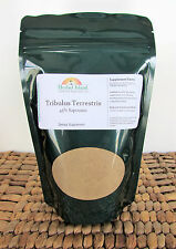 Tribulus Terrestris L Fruit Powder 100 Grams (Libido) 100%Pure and Free Shipping