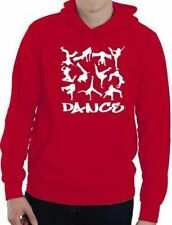 Dance Street Dance Unisex Ladies Mens Hoodie Birthday Gift Idea Size S-XXL