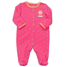 Baby girl New one piece outfit by Carter's easy entry sleep and play