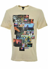 Mens Bench t shirt   Repetitive Beats   Cream   NWT   Was £22