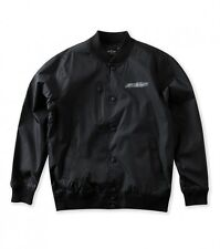 FMF Racing Apparel FUELED JACKET Lined Nylon Coaches Style with Reflective Logo