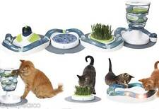 CATIT SENSES SCRATCH PLAY SPEED CIRCUIT FOOD MAZE GRASS GARDEN CAT TOYS KITTEN