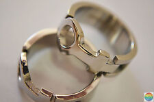 Lesbian Womens Venus Puzzle Ring Stainless Steel