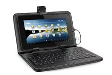 """KOCASO Tablet Android 4.1 7"""" Capacitive 1.2Ghz 4GB Wifi Keyboard Bundle"""