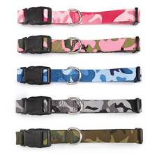 """Guardian Gear Camouflage Dog Puppy Camo Collars 3/8 to 1"""" sizes made tough"""