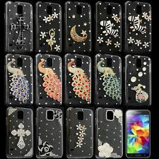 2014 Newest! Luxury Crystal Diamond Bling Case Cover Skin For Samsung Galaxy S5