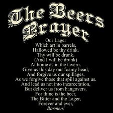 Beer Prayer T Shirt You Choose Style, Size, Color Up to 4XL 10249