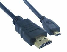 Micro HDMI Cable for Lenovo IdeaPad K1 IdeaTab S6000 10.1 1ft 3ft 6ft 10ft 25ft