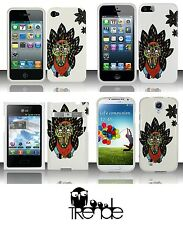 The Hipster Owl Case / Phone Cover Exclusively by Trende + Free Gift Box
