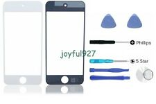 Outer Screen Glass Lens for iPod Touch 5 5th Gen Replacement + Tools US