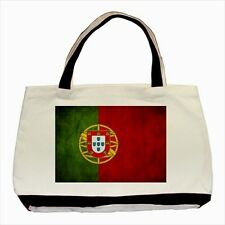 Portugal Grunge Flag - Tote or Recycle Bags (9 Options) -TU4648