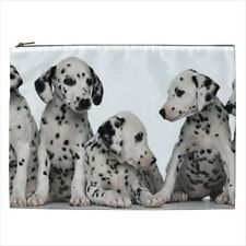 Dalmatian Puppies / Dog - Cosmetic Bag / Pouch (6 Sizes) -Vw4265