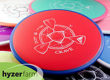 Axiom NEUTRON CRAVE  *pick your weight and color*  disc golf driver  Hyzer Farm