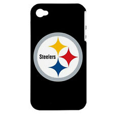 Pittsburgh Steelers Football - Silicone & Hard Case for iPhone 4/4S (UU5171)