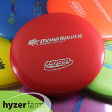 Innova GSTAR AVIAR DRIVER *pick weight & color G STAR discgolf driver Hyzer Farm