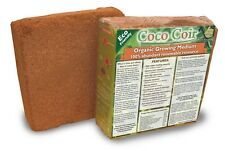 Coconut Coir 5 kg 250g 650g Bricks 100% Natural Soil Amendment Organic Garden
