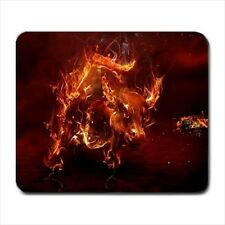 Burning Bull Design - Mousepads or Coasters (8 Styles) -BB4207