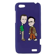 The Big Bang Theory Design - Hard Case for HTC Cell (30 Models) -OP4985