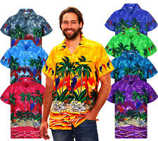 Hawaiihemd Hawaiian Shirt Hawaii Party Funky Shirt Aloha Hawai Hemd Beach Urlaub