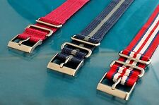 TIMEX ORIGINAL EQUIPMENT WEEKENDER 20MM G-10 STYLE BANDS / STRAPS