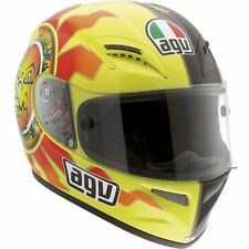 AGV Grid Valentino Rossi Sun & Moon Adult Motorcycle Helmet (All Sizes)