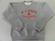 NC State Women's Physical Education Sweat Top/Bottom in Grey