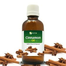 CINNAMON OIL 100% NATURAL PURE UNDILUTED UNCUT ESSENTIAL OIL 5ML TO 100ML
