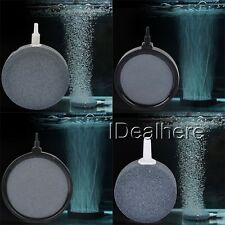 Durable Sintered Air Stone Disc Hydroponics Diffuser Round Design 4 Sizes