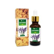LAVENDER OIL 100% NATURAL PURE UNDILUTED UNCUT ESSENTIAL OIL 5ML TO 100ML