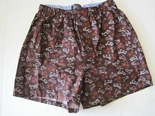 BANANA REPUBLIC Plum Scooter Boxer Underwear Sizes S,L,XL NWT