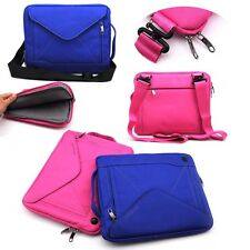 Shockproof Pouch Carrying Messenger Bag with Shoulder Strap for iPad 2 3 4 Air