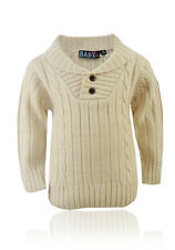 cable knit boys baby childrens jumper next winter sale kids sweater  6 9 12 mths