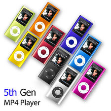 4GB 8GB 16GB 2.2in 5th Gen Touch Keypad Mp3 Mp4 Player FM Radio Camera Voice Rec