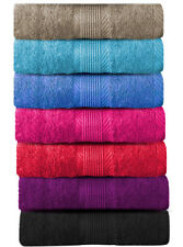 Catherine Lansfield 450Gsm 100% Cotton 450gsm Face   Bath Sheet   Hand    Towel