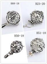 Silver Chime Sounds Harmony Ball bell pendant Pregnancy women Angle caller Dream