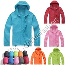 Unisex Cycling Running Hiking Waterproof Windproof Jacket Outdoor Rain Coat