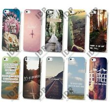 NEW TRAVEL QUOTE FUNNY RETRO VINTAGE HARD CASE COVER FOR APPLE IPHONE 4 4S 5 5S