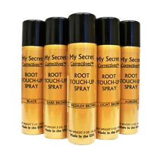 12 My Secret Root Touch Up Spray 2 oz./56.7g FREE Travel Shampoo a $5 Value