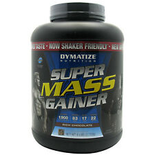 Dymatize Nutrition Super Mass Gainer 6 lbs. Select Flavor Super Mass Gainer 6lb