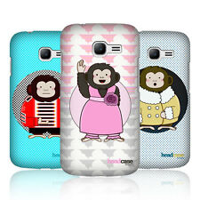 HEAD CASE CARTOON MONKEY PROTECTIVE COVER FOR GALAXY STAR PRO S7260 S7262