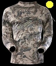SITKA GEAR new CORE crew LAYER Open country optifade base layer bi-component