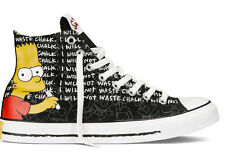 CONVERSE x THE SIMPSONS Shoes (NEW w/ FREE SHIP) Bart Simpson CT Hi-Top Sneakers