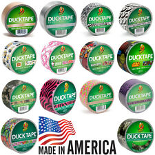 "Characters & Patterns Duck Brand Duct Tape 1.88"" X 10 YD"